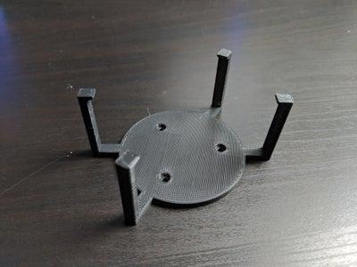 3D Print the Speaker Bracket