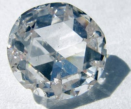 How to Make a Synthetic Diamond