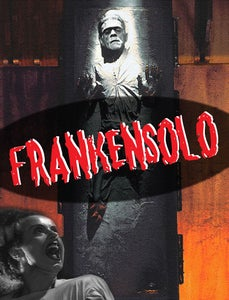Creating the 3D Model: FrankenSolo