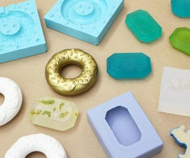 Introduction to Mold Making & Casting