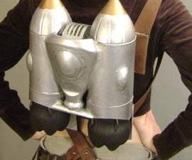Rocketeer Rocket Pack from Trash