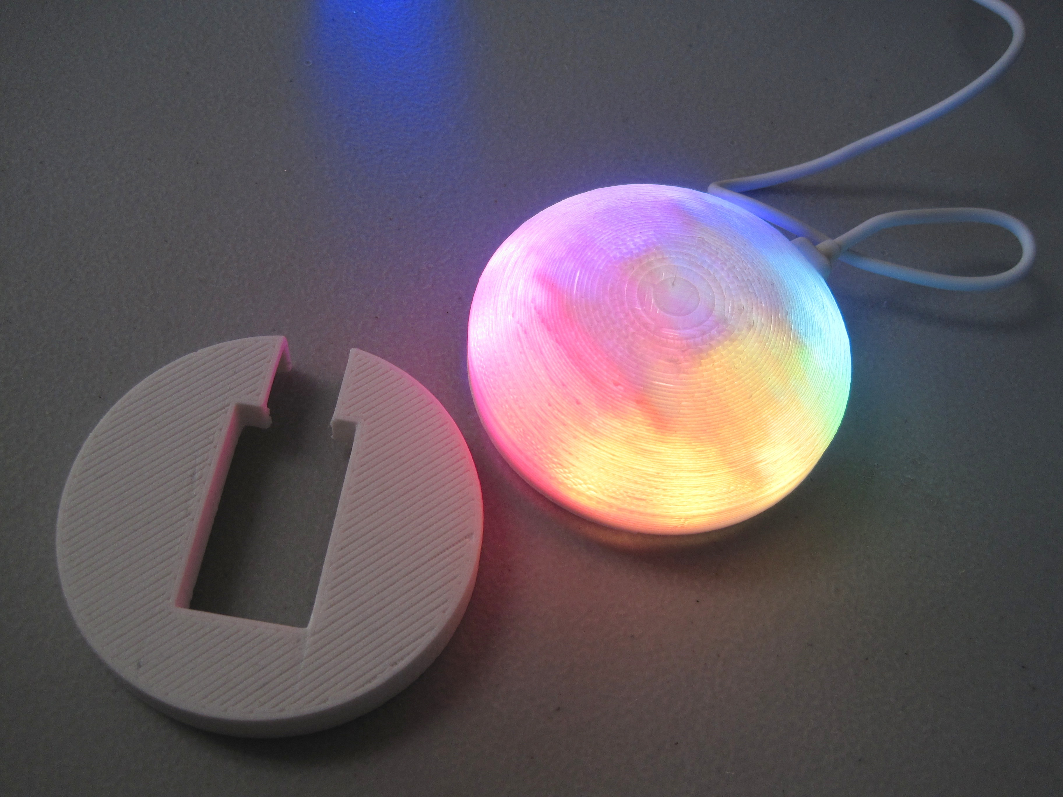 Picture of 3D Modeling a Spark Diffuser