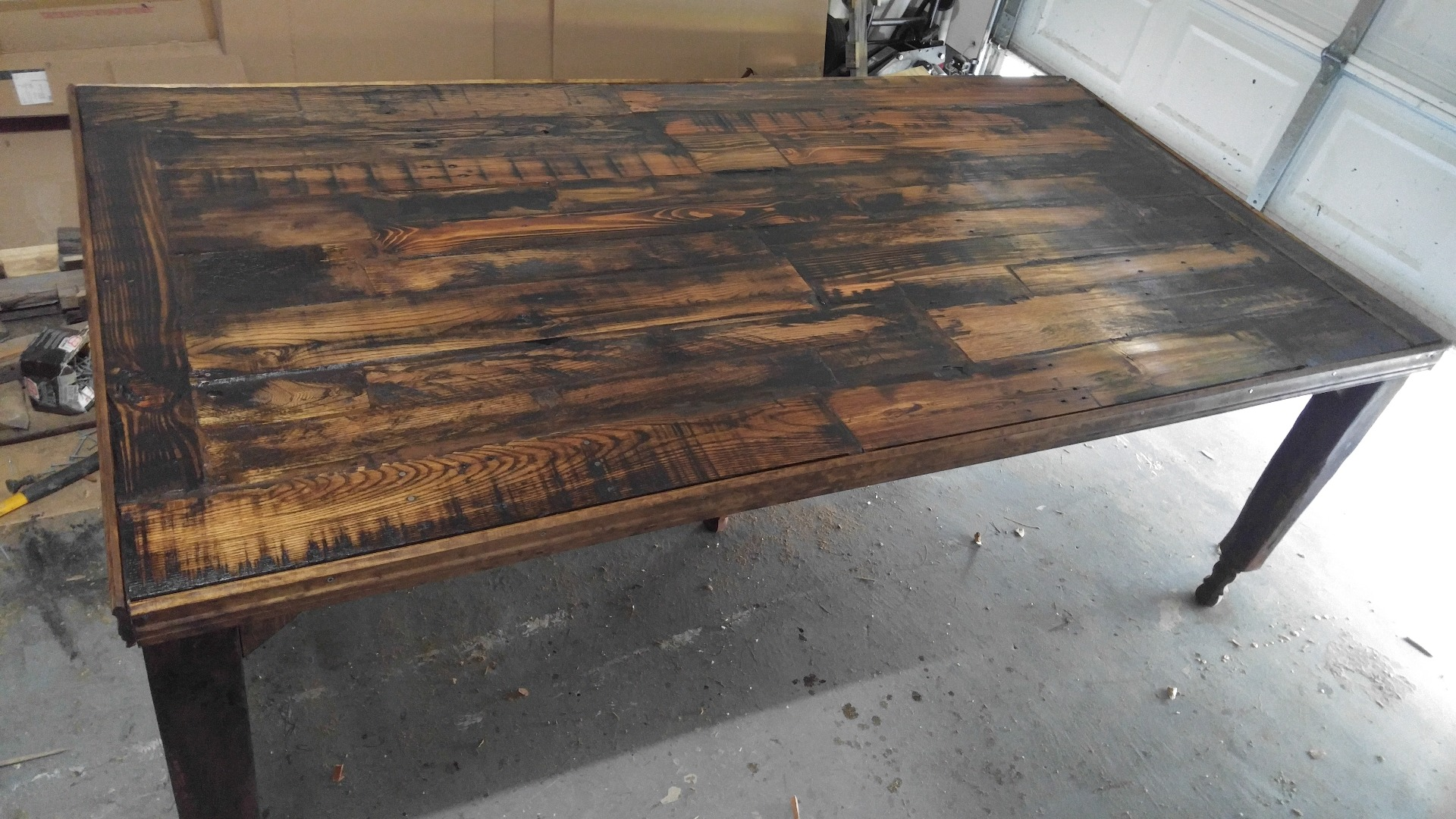 Picture of My First Table/ Dining Table