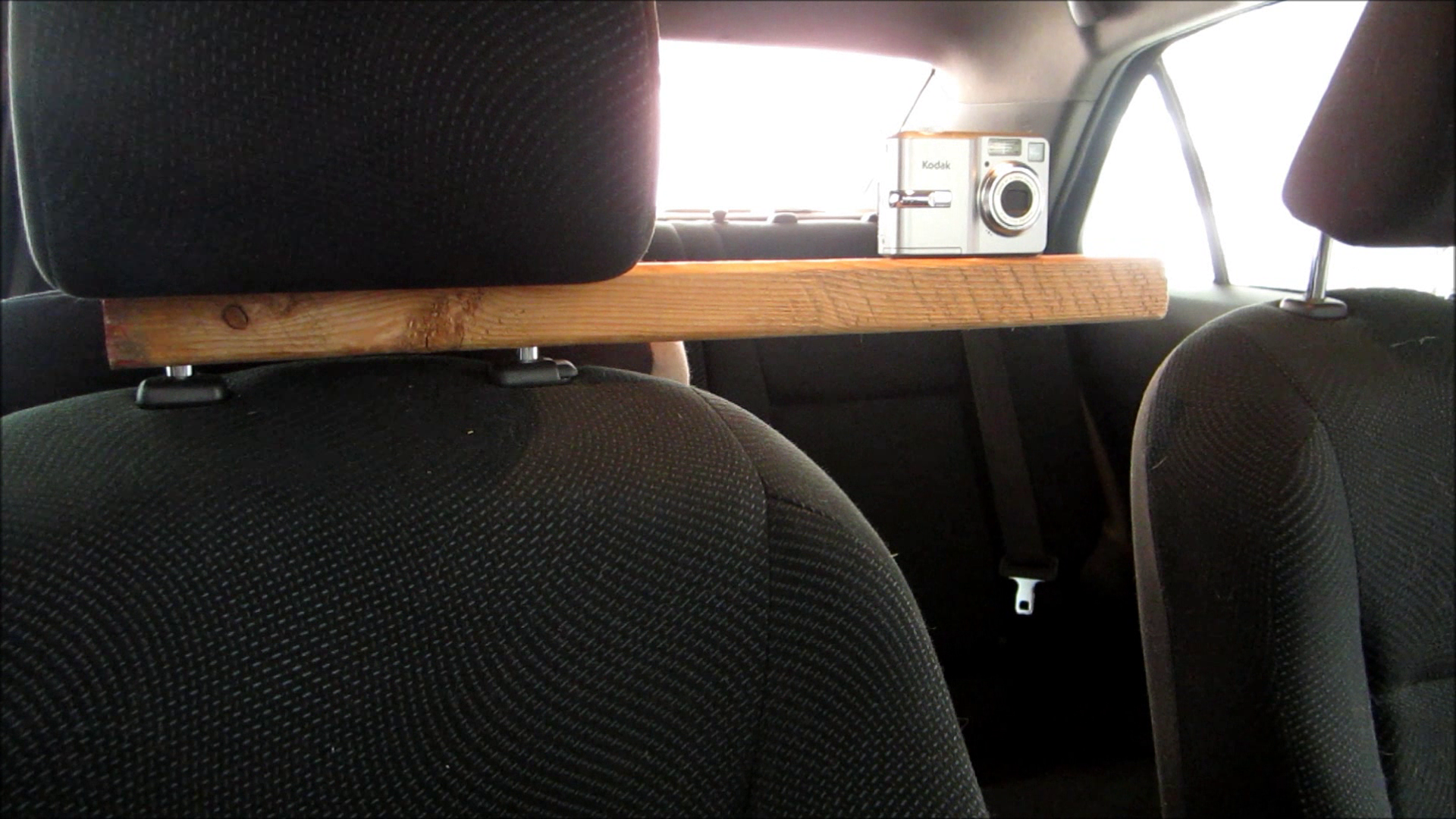 Picture of Mount the 2x2 Onto the Headrest