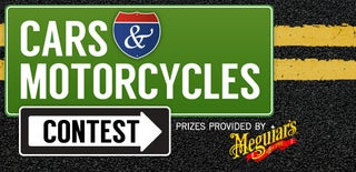 Cars & Motorcycles Contest