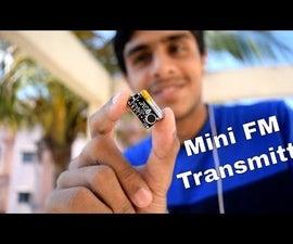 smallest fm transmitter fm hacking gadget