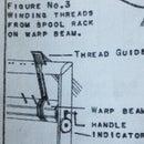 Thread Guide/Warp Comb