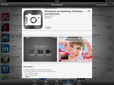 Ipad Fixing & App