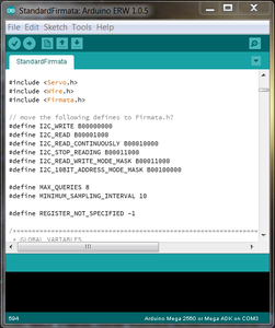 Readying the Arduino
