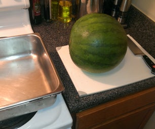 How to Select and Butcher a Watermelon
