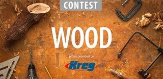 Wood Contest 2016