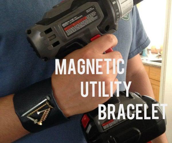 Magnetic Utility Bracelet
