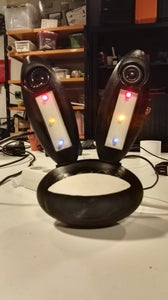 3D Printed Pogo-inspiried Bluetooth Stereo With (questionable) Pulsing LED