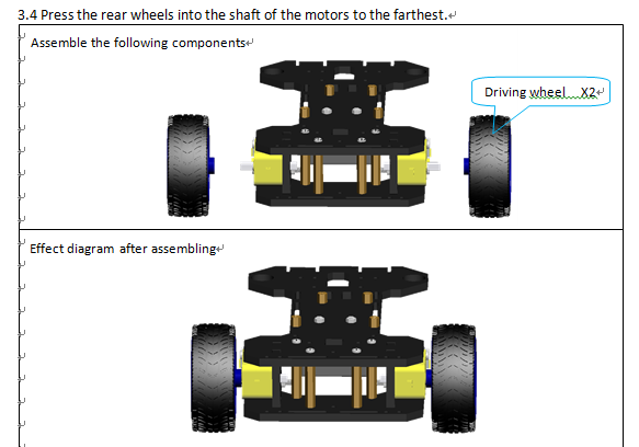 Picture of Rear Wheels