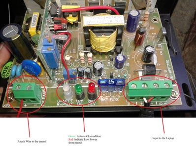 Circuit Connection