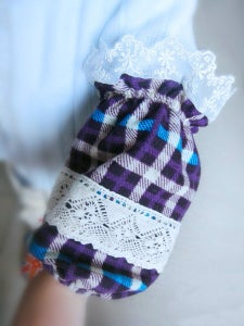 HOW TO DO a Winter Mimi Cuff