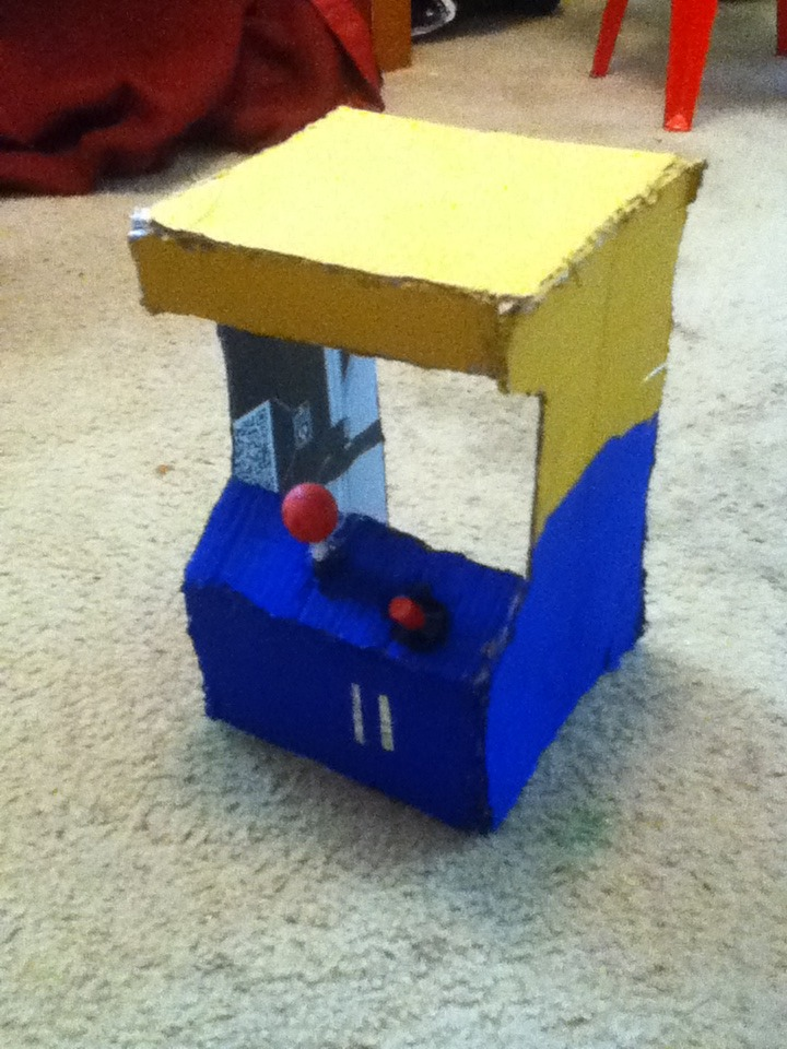 Picture of Cardboard Arcade