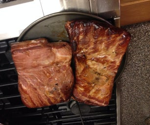 Easy Home Made Bacon