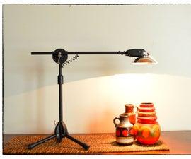 Vintage Flash Lamp