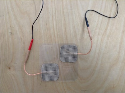 Connect and Test the TENS Unit