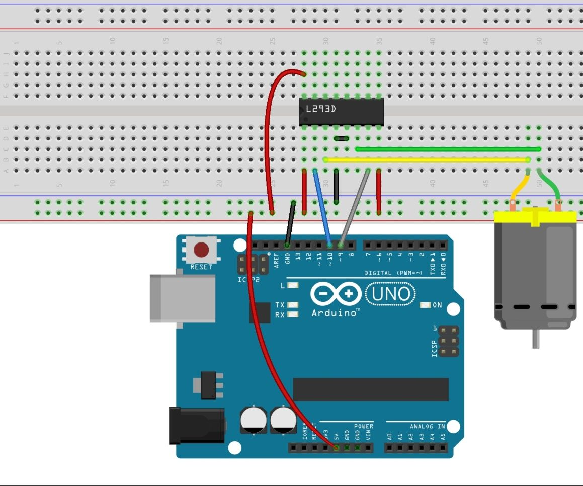 Peachy Dc Motor Control Arduino Uno R3 6 Steps Wiring Digital Resources Sapebecompassionincorg