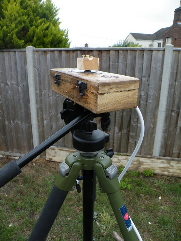 Make a Kite-flying Machine