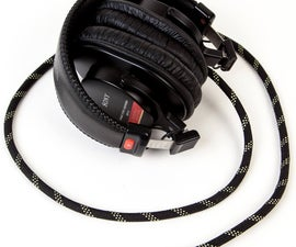 Quality DIY Headphone Cable Replacement