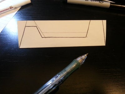 Draw the Design of Your Plane.