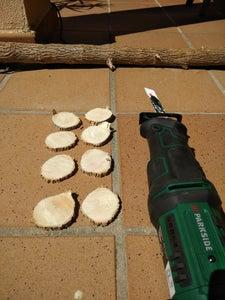 Step 1: Preparing Wood
