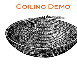Coiling a Basket!