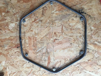 Cut and Weld the Seat Pan