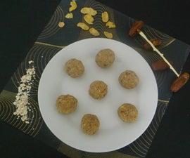 Cornflakes Oat Energy Bites