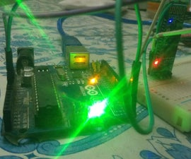 HC-05 (OR) 06 ENABLED SWITCH BY USING ATMEGA8 ARDUINO