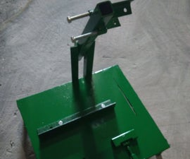 Angle Grinder Machine Stand 2in1