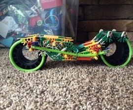 Knex tron bike