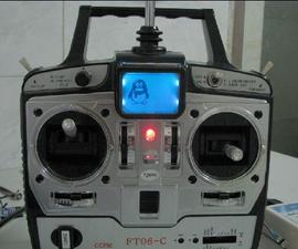 DIY Quadcopter with 51 MCU C8051F 2212 KV930 Motor German EPP1045