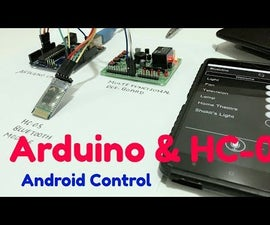 How to Connect HC-05 With Arduino | Arduino Home Automation With HC-05 | Voice and Manual On/Off Control | Dual Mode