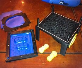 3D Printed Vacuum Former