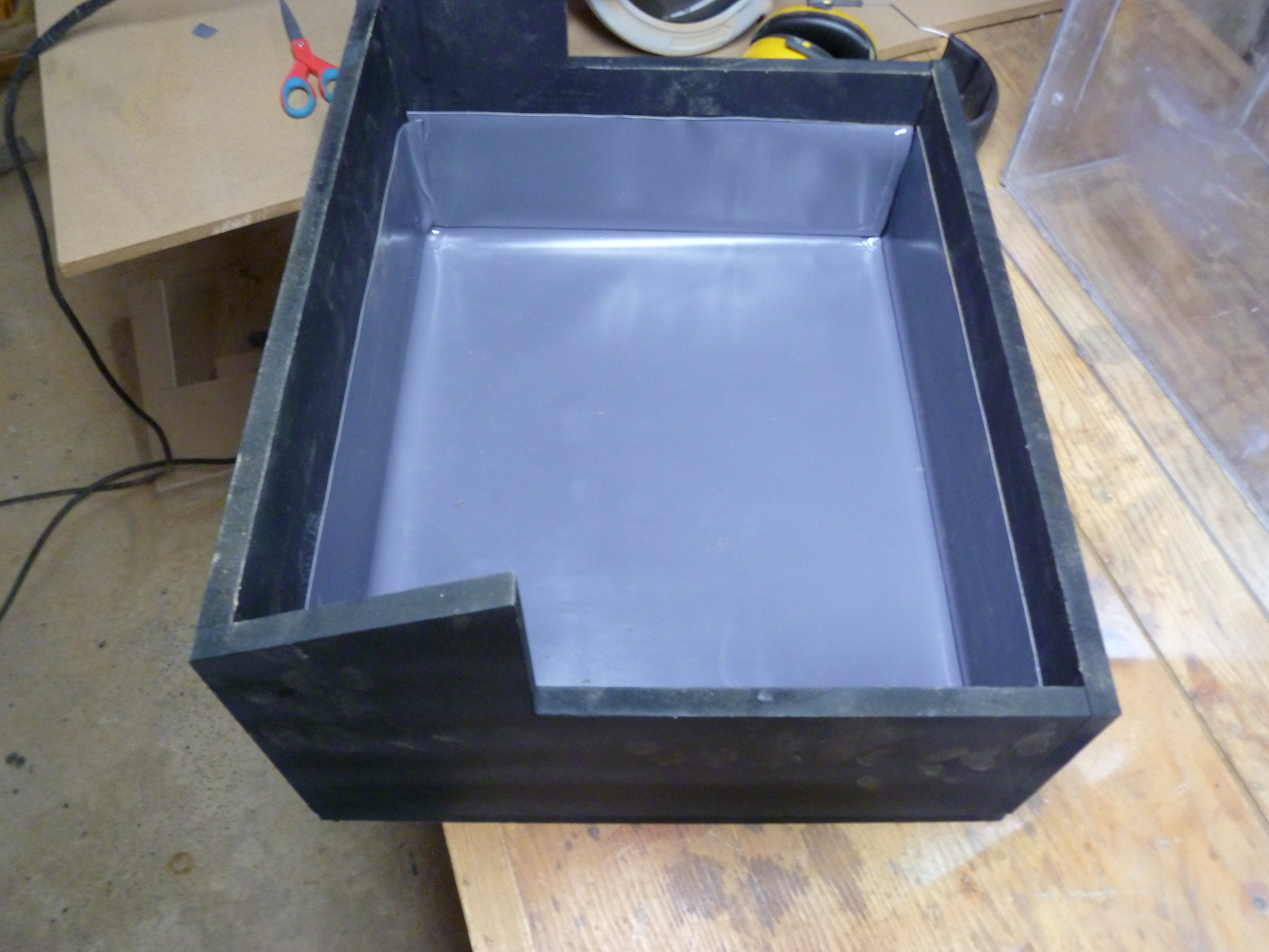 Picture of Box Construction