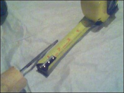 Cutting the Rod