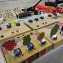 Rock-paper-scissors Robot