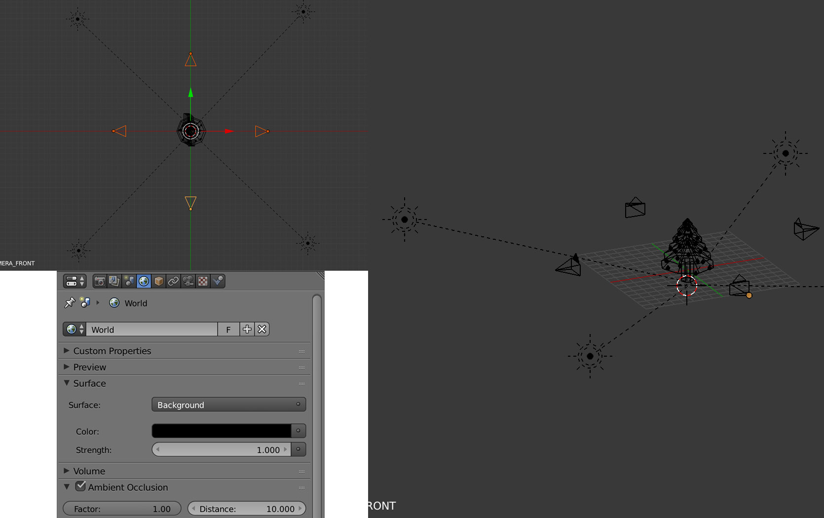 Picture of Settings and Render the Animation