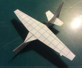 How To Make The Turbo Trekker Paper Airplane