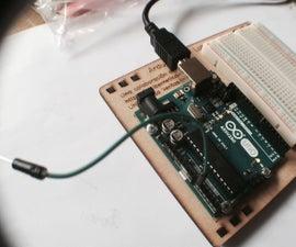 C/C++ en Arduino: monitor y graficador serial