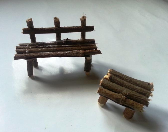 Picture of Mini Furnitures