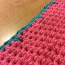 Stylish Pink Headband