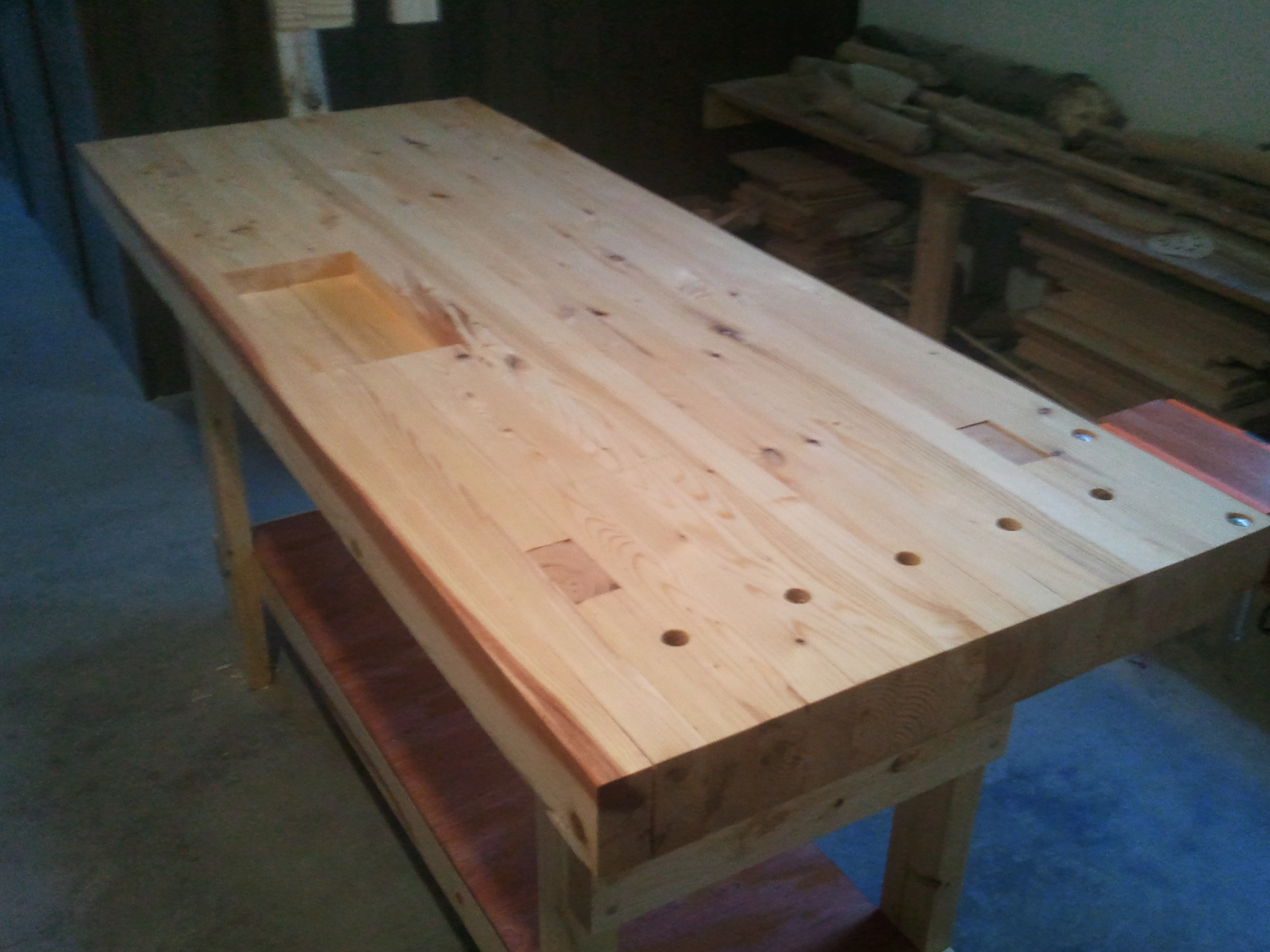 2x4 Work Bench 8 Steps With Pictures