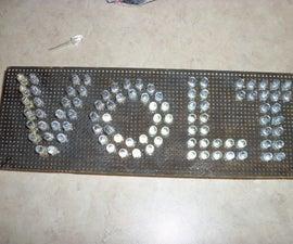 Custom LED Sign