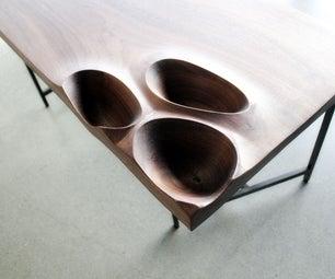 Caldera Table