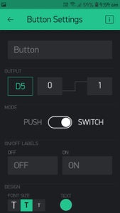 Setting Up the Blynk App